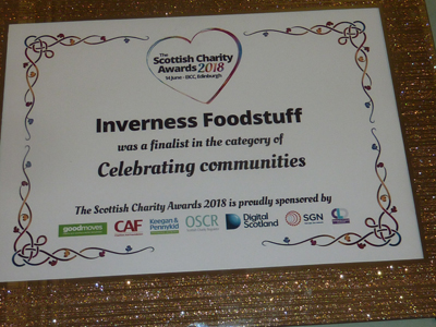 Celebrating Communities Award