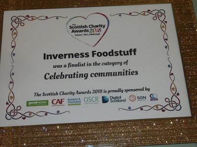 Celebrating Communities Award