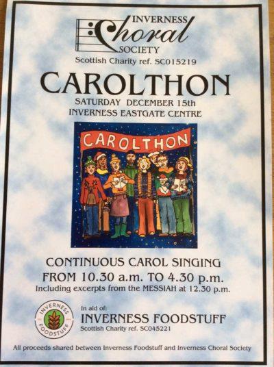 Inverness Foodstuff Carolthon